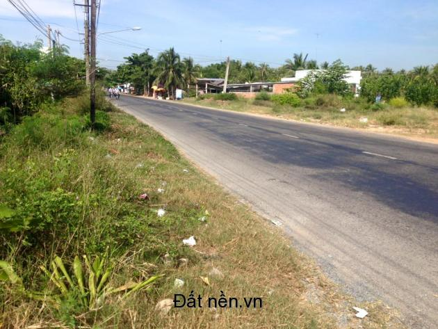 Cần bán gấp đất vườn dừa gần cầu rạch miễu(260 ngàn/m2)