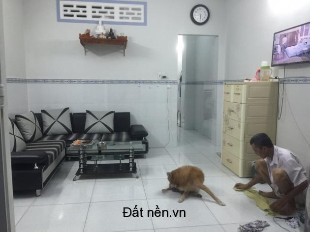 Bán nhà SH riêng Quốc Lộ 50, Xã Phong Phú -huyện Bình Chánh - HCM