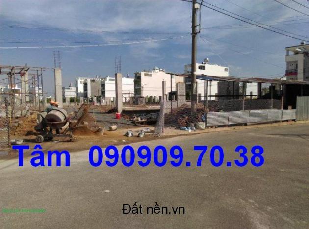bán đất dự án t30 đường phạm hùng sổ đỏ giá rẻ 0909097038