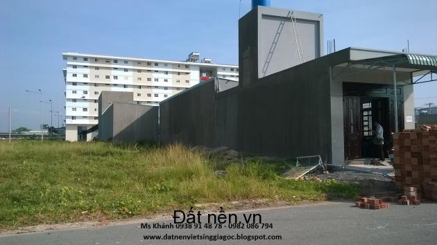 Kẹt tiền cần bán gấp  lô 5x30 trung tâm kdc Việt Sing,  hạ tầng hoàn chỉnh.