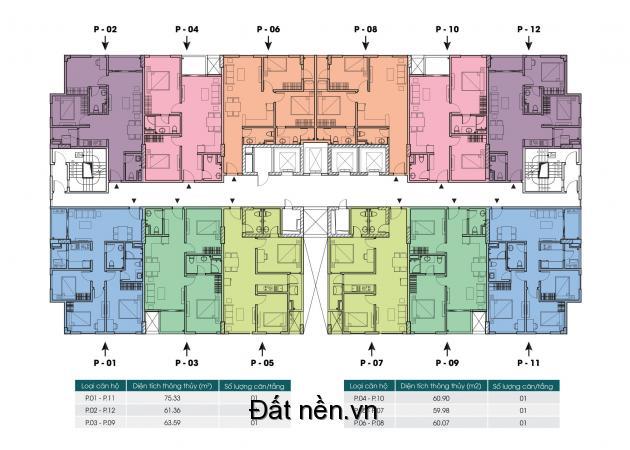 Bung bảng hàng căn đẹp nhất dự án Packexim, giá chỉ từ 1,4 tỷ(NT). LH: 0916 023 578