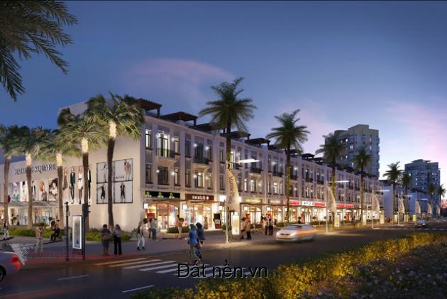 Mở bán khu biệt thự ven sông Cửa Lấp - Marine City