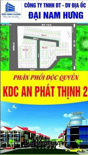 Bán đất 3 mặt tiền gần QL 1K , tiện kinh doanh, đầu tư. LH Ms Tuyết 0937460440.