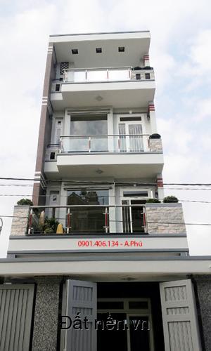 Nhà mới Xây Hóc Môn - Cam kết Đẹp 5x18
