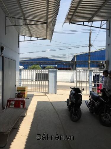 Cần vốn sang 500m2 đất và 24 phòng trọ gần ngay ngã Tư Tân Quy, giá 2,5ty.