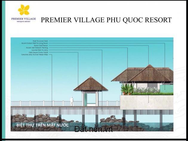 Mở bán Biệt thự Premier Village Phú Quốc CK 4% tặng thẻ 200 triệu