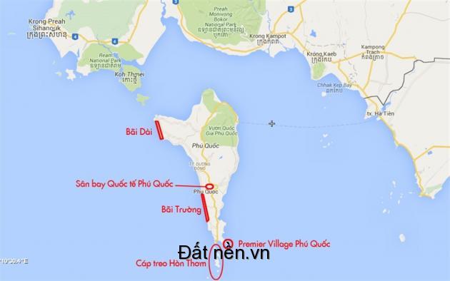 Mở bán Premier Village Phu Quoc resort chiết khấu 5%