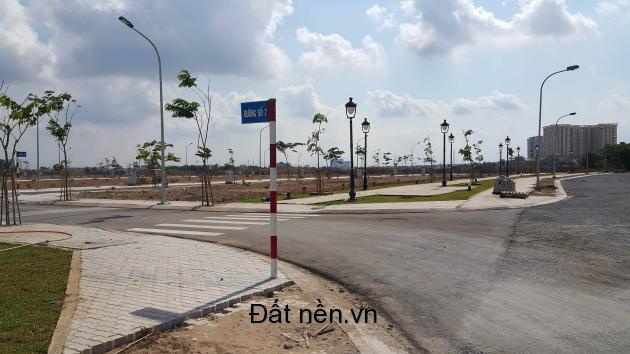 Bán lô đất khu Tái Định Cư Nam Rạch Chiếc P.An Phú Quận 2