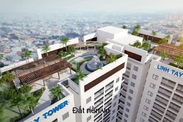 Chủ đầu tư Mở bán đợt cuối dự án Linh Tây Tower, giá ưu đãi