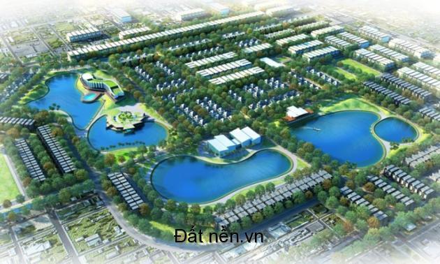 phân phối trực tiếp liền kề, biệt thự khu đô thị mới Thanh Hà Cienco 5