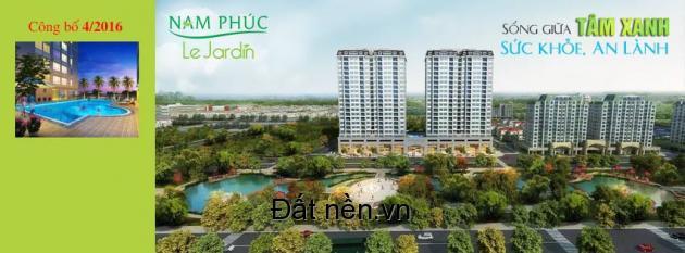 Sở hữu căn hộ ngay công viên trung tâm Phú Mỹ Hưng - Le Jardin - 0902611399