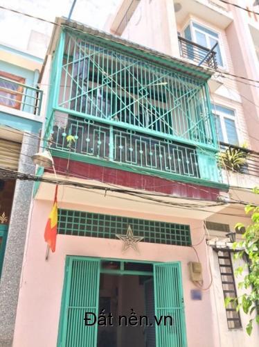 Nhà hẻm gần chợ Tân Mỹ Q7, hẻm Nguyễn Thị Thập cách mt 50m. 3,2x12 1lầu. 4pn