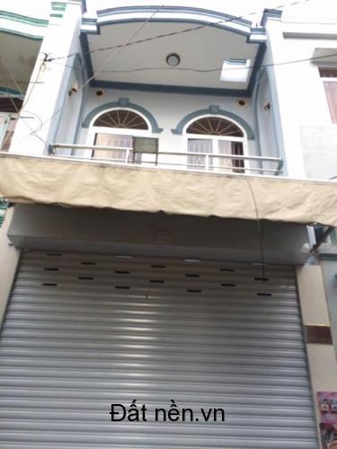 Nhà hẻm xh 861 Trần Xuân Soạn. Ngay chợ kinh doanh nhỏ lẻ ok. 3,5x8, 1lầu.