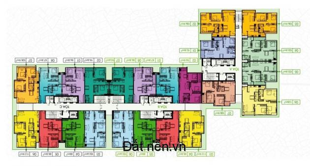 Ecolife Tây Hồ: Ra thêm 51 căn tầng đẹp, mở bán đợt 2 với mức giá cực kì ưu đãi. LH: 0916 023 578
