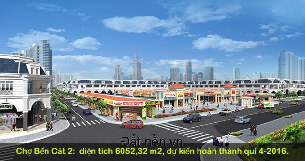 Golden center city ,cơ hội đầu tư đất vàng trung tâm