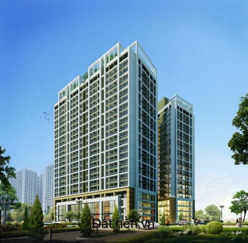 Cho thuê 102m2 chung cư Green Star Phạm Văn Đồng giá 6.5tr/tháng