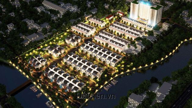 Sắp mở bán dự án nhà ở Jamona Golden Silk Quận 7