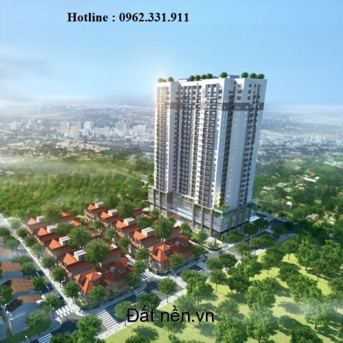 Cơ hội vàng cho các nhà đầu tư mua các suất ngoại giao tại chung cư Hapulico 24T3 - Thanh Xuân Complex