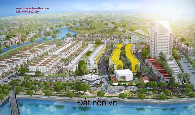 Hot! Đất nền dự án Thới An City 2 mặt view sông với giá ưu đãi và quà tặng hấp dẫn