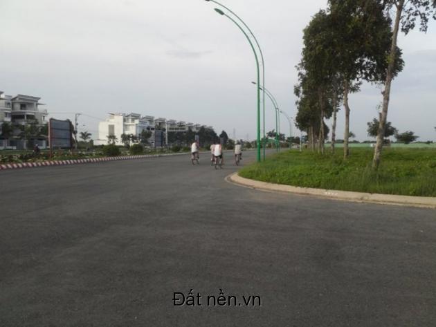 Sống xanh- sống khỏe cùng KĐT Ven sông Tây Nam Sài Gòn