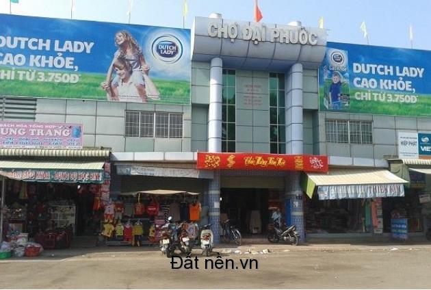 Bán đất Đại Phước Center City cách phà Cát Lái 2km giá 390 triệu