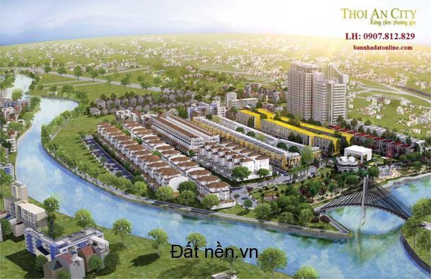 Giá sốc của chủ đầu tư tại dự án Thới An City, LH: 0907.812.829