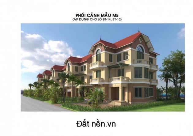 Bán đất nền dự án liền kề, biệt thự Phú Lương giá 21.5tr/m2 đã có sổ đỏ. LH 091.776.2020