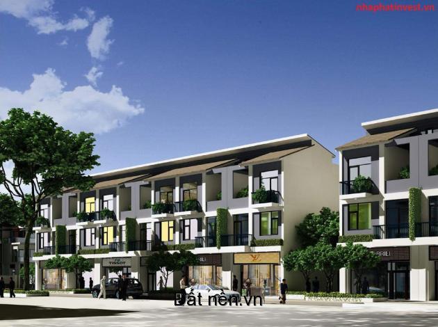 Cần bán Biệt thự foresa villa tasco từ 42 triệu/m2