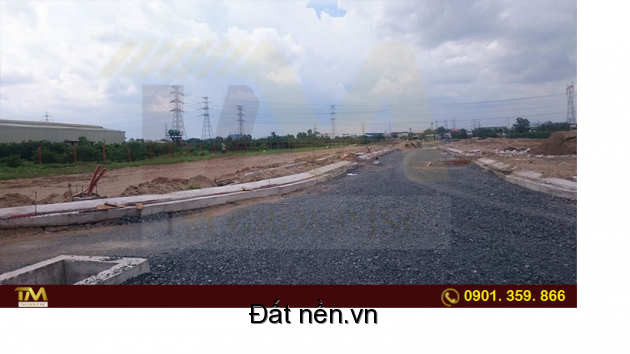 Hot. Chỉ với 320tr, có thể sở hữu 1 nền đất 75m2 ngay TT Q.Bình Tân, cửa ngõ phía Tây Tp.