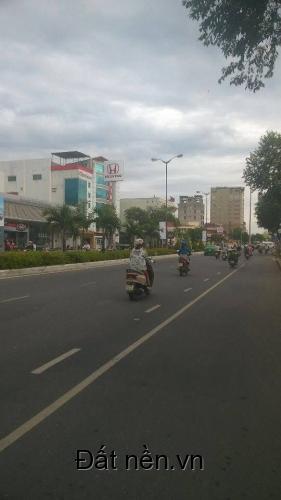 Lô đôi đường Trần Hưng Đạo, đất xây cao tầng, DT 200 m2 LH 0934 756 788
