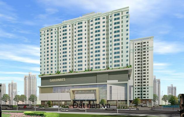 Bán dự án căn hộ SaigonRes Plaza Nguyễn Xí, Địa chỉ 79/81 Nguyễn Xí, Phường 26, Bình Thạnh