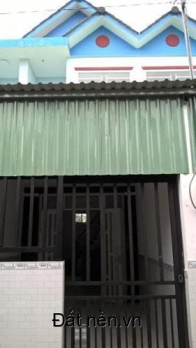 Bán gấp nhà mới 100% Lê Văn Lương giá 700tr, gần chợ Nhơn Đức, Nhà Bè. Nhà 2pn, 2WC