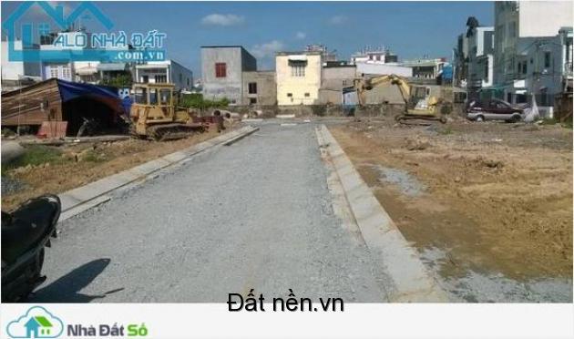 Bán đất đường Phạm Văn Đồng gần cầu Bình Lợi 100% thổ cư,SHR LH 0931.060.694