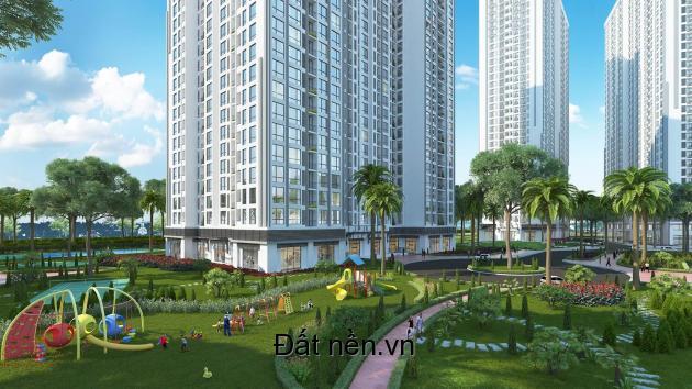 Vinhomes Thăng Long, một kiến trúc xanh hoàn hảo giữa lòng thủ đô