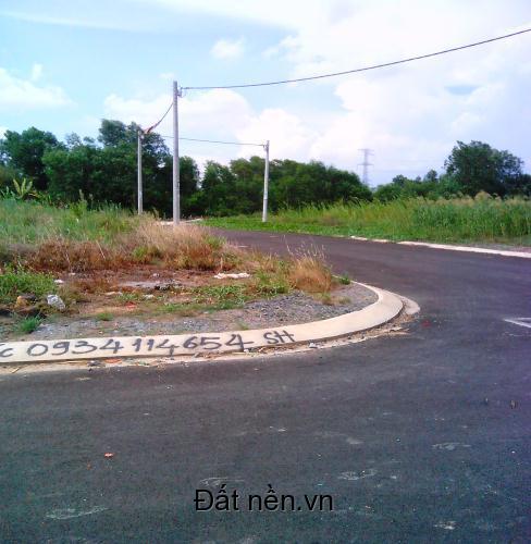 Đất thổ cư XD ngay, hẻm xe hơi 6m, khu dân cư hiện hữu, an ninh, giá bán 520tr, khu vực thoáng mát