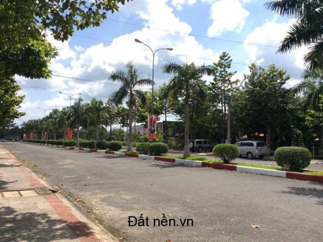 đất nền liền kề TT hành chánh Chơn Thành, Binhd Phước