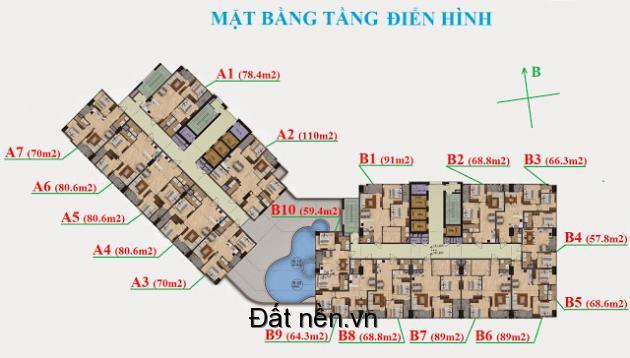 Ra mắt dự án chung cư The Garden Hill - 99 Trần Bình