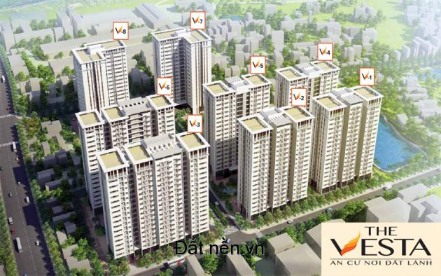 Căn hộ chung cư được mong đợi nhất năm 2016, V3 Prime Phú Lãm.LH : 0969.405.108