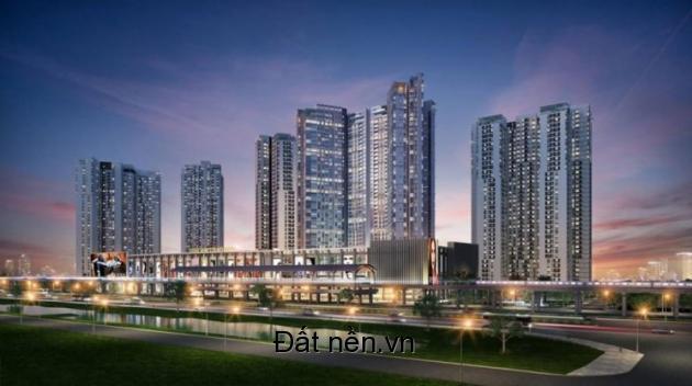Cần bán căn hộ Masteri, Q2, 65m2, 2PN, giá 2,3 tỉ, tầng cao, view Q.1 và view sông SG rất đẹp. LH: 0909.038.909