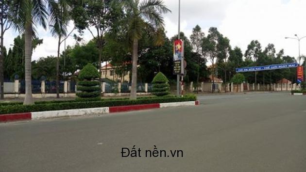 dự án đất nền TTHC Chơn Thành