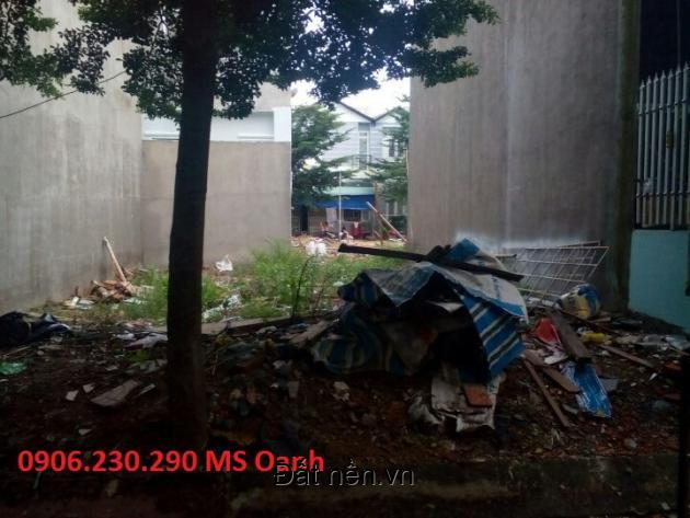 Đất ở đô thị Phú Mỹ Hưng 2, XDTD, sổ hồng 40 m2