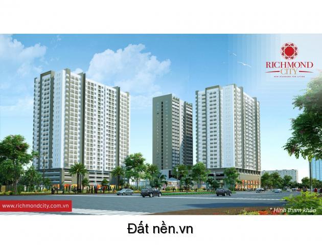 Bán căn hộ căn hộ cao cấp trung tâm Quận Bình Thạnh từ 1 tỷ
