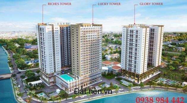 Căn hộ cao cấp Richmond City Nguyễn Xí Bình Thạnh ba mặt view sông