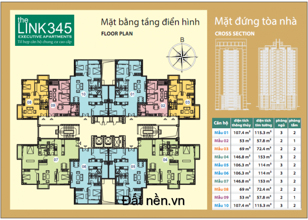 Căn hộ đẳng cấp quốc tế tại Hà Nội, giá chỉ từ 2,3 tỷ